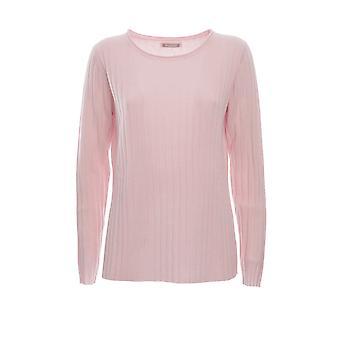 Hemisphere 19212064191 Women's Pink Cashmere Sweater
