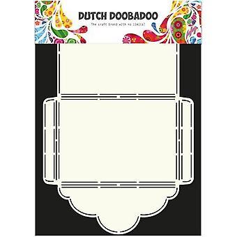 Hollandsk Doobadoo hollandske Envelop Art Kammusling 2 A4 470.713.019
