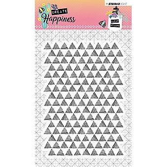 Studio Light Create Happiness Clear Stamps-NR. 348