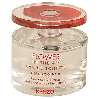 Kenzo fleur dans le Air Eau De Toilette Spray (Tester) par Kenzo 3.4 oz Eau De Toilette vaporisateur