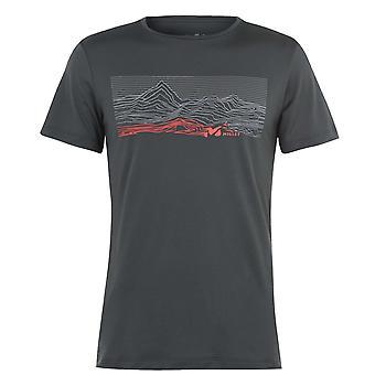 Millet Mens Williston T-Shirt Short Sleeve Performance T-Shirt T Shirt Tee Top