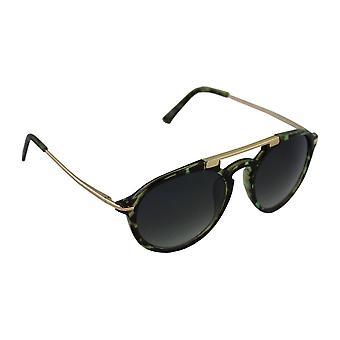 Zonnebril UV 400 Ovaal Groen Luipaard Groen1709_4