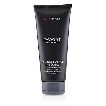 Optimale homme face & body energising cleansing care 200ml/6.7oz