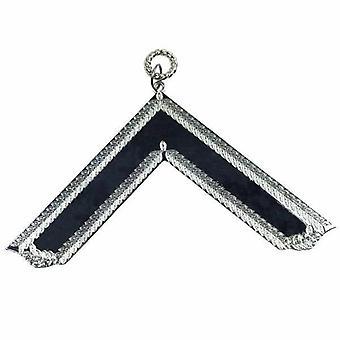 الماسونية الحرفية لودج ضابط طوق جوهرة الفضة - سيد عبادة