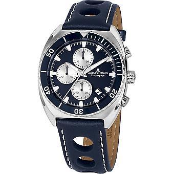 Jacques Lemans - Wristwatch - Uomini - Serie 200 - Classico - 1-2041C