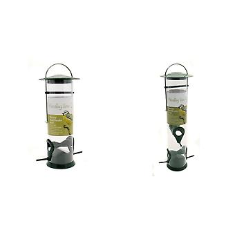 Rosewood Feeding Time Starter Seed Bird Feeder