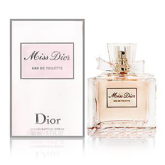 Miss dior von Christian Dior für Frauen 1,7 oz Eau de Toilette Spray