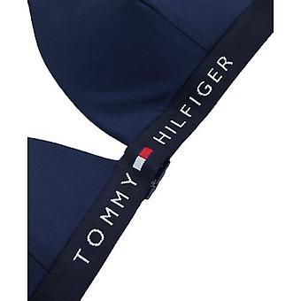 Tommy Hilfiger Swimwear Triangle Logo Bikini Top
