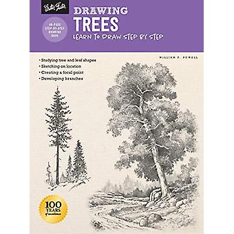 Drawing - Trees with William F. Powell - Learn to draw step by step by