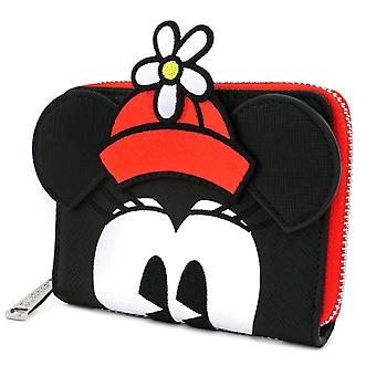 Mickey Mouse Minnie Polka Dot Geldbörse