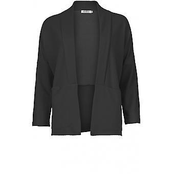 Vêtements Masai Imma Black Jersey Cardigan