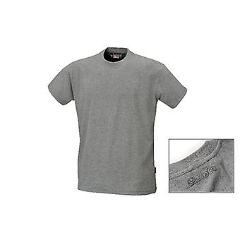 Beta 075480100 7548G /XS X/small Work T-shirt Grey