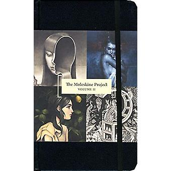 The Moleskine Project Volume Ii by Rod Luff - 9780997256789 Book