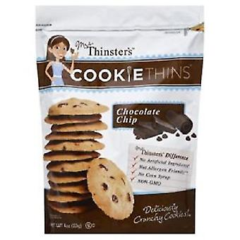 Mrs Thinster evästeen ohenee Chocolate Chip