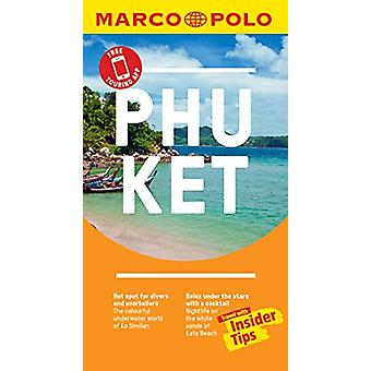 Phuket Marco Polo Pocket Travel Guide - with pull out map by Marco Po