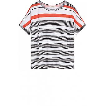 Sandwich Clothing Corral Striped T-Shirt