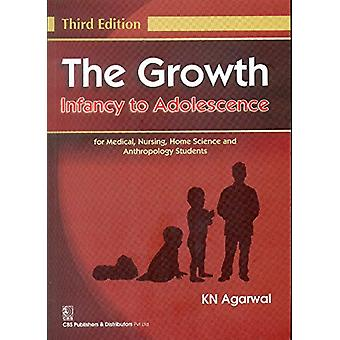 The Growth Infancy to Adolescence by K.N. Agarwal - 9788123925301 Book