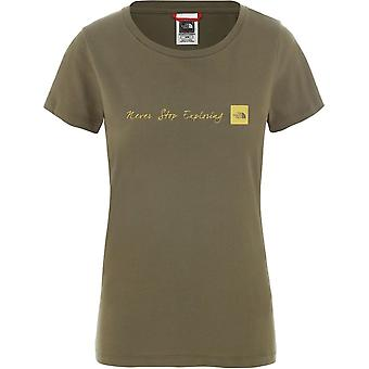 The North Face I Nse T0A6PR7D6 universal summer women t-shirt