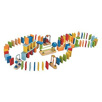 HAPE E1042 Dynamo Dominoes E1042