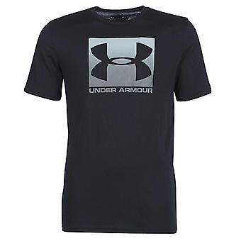 アンダーアーマー1329581 ボックススポーツスタイルTシャツ