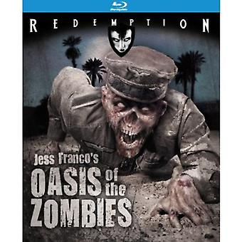Oasis of the Zombies [BLU-RAY] USA import