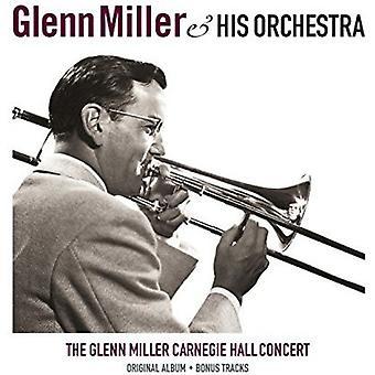 Glenn Miller - Carnegie Hall koncert [Vinyl] USA import
