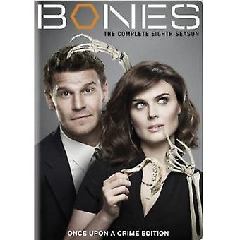 骨 - 骨: シーズン 8 【 DVD 】 米国のインポートします。