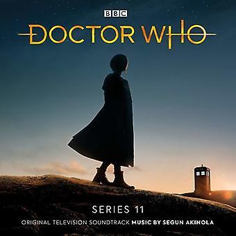Doctor Who: Series 11 (Original Tv Soundtrack) [CD] USA import