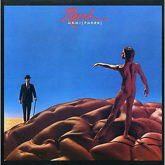 Rush - Hemispheres [CD] USA import