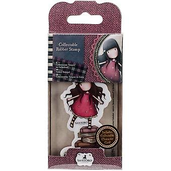 Gorjuss Collectable Mini Rubber Stamp No. 2 New Heights