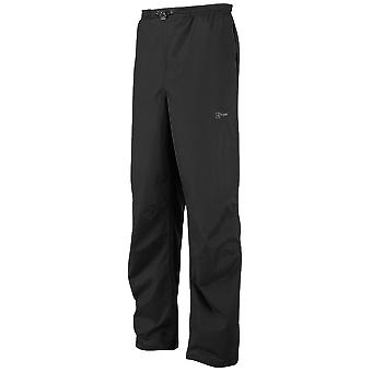 Hi-Gear Hombres's Tifón impermeable overtrousers negro
