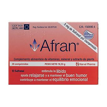 Afran 30 tablets