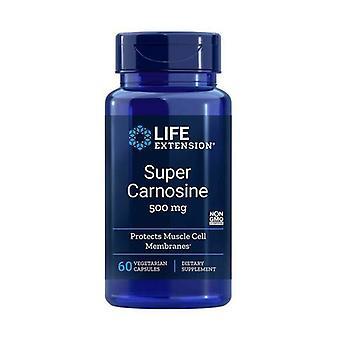 Super carnosina 60 cápsulas vegetais