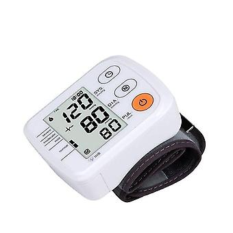 Wrist Blood Pressure Monitor Automatic Digital Tonometer-for Measuring Blood