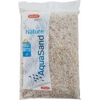 Zolux Aquasand Quartz White (kala, koriste, sora & hiekka)