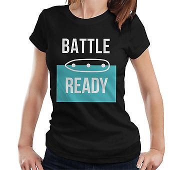 Hasbro Battleship Battle Ready Naisten&t-paita