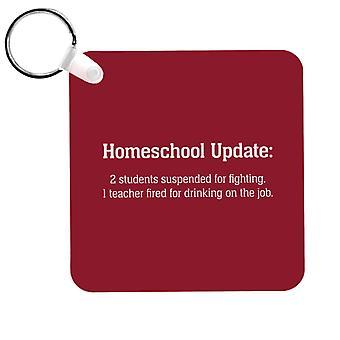 Homeschool Update Schlüsselanhänger