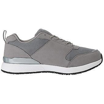 Propét Mens simpson Leather Low Top Lace Up Walking Shoes