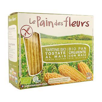 الغلوتين الذرة الحرة زهرة الذرة الخبز 150 غرام