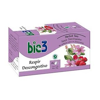 Bie 3 Breathe 25 infusion bags