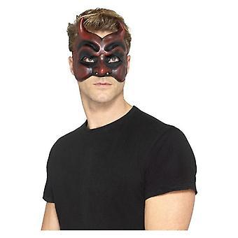 Masquerade Teufel Maske, Latex