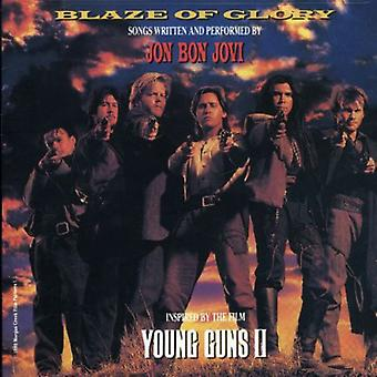 Jon Bon Jovi - Blaze of Glory [CD] USA import