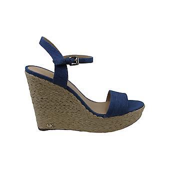 مايكل مايكل كورس المرأة & ق الأحذية جيل النسيج فتح لعبة Plat...
