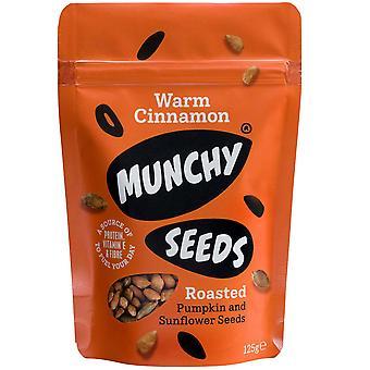 Munchy Seeds Warm Cinnamon Pouches