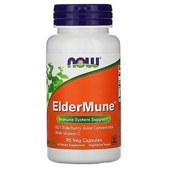 Ora Alimenti, ElderMune, Supporto del Sistema Immune, 90 Capsule Veg