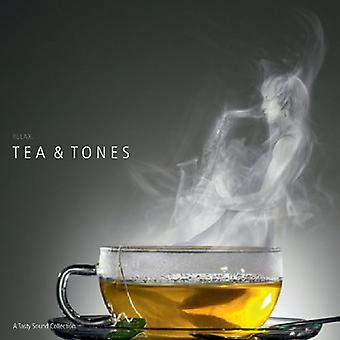 Tasty Sound Collection: Tea &Tones - Tasty Sound Collection: Tea &Tones [CD] USA import