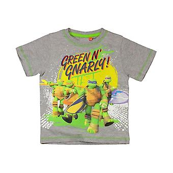 Ninja turtles boys t-shirt 8-9 years