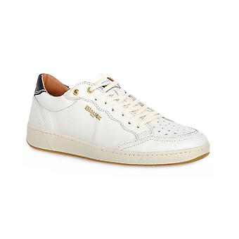 Blauer murray 01 white sneakers fashion