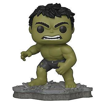 Avengers Hulk (Assemble) US Exclusive Pop! Deluxe