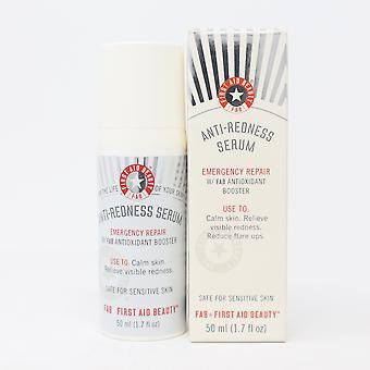 First Aid Beauty Anti- Redness Serum  1.7oz/50ml New With Box